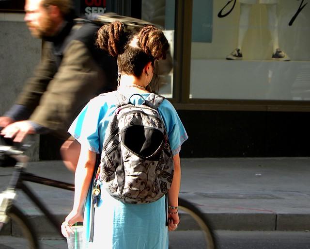 Big hair, Portland style