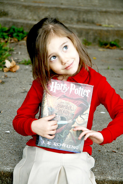 Eliza's Reads: Harry Potter and the Chamber of Secrets