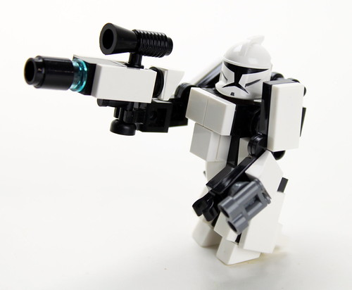 Instructions Clone Trooper Hardsuit Battle Armor A Lego Creation