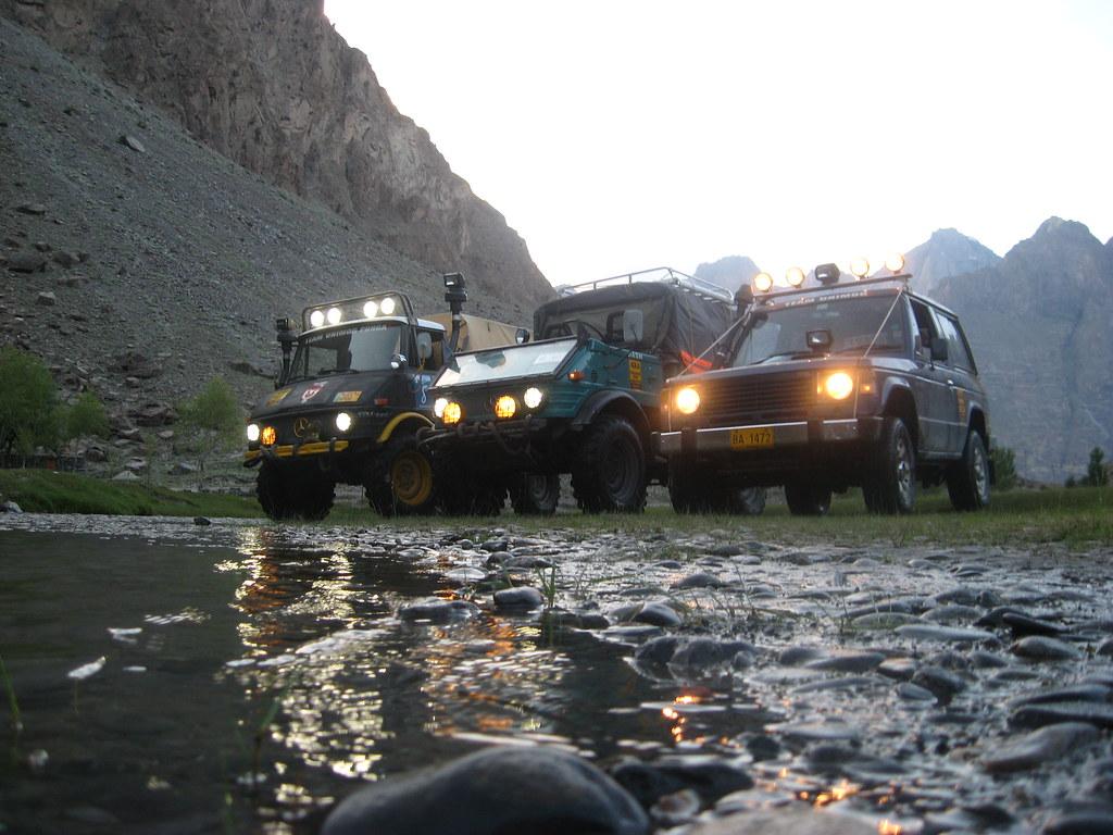 Team Unimog Punga 2011: Solitude at Altitude - 6130653056 4b27f7bc7c b