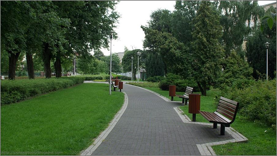 Puławy Park Solidarności