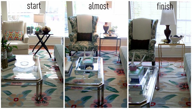 side table evolution