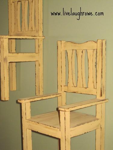Mini Wall Chair_Front Room II