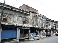 Patthar Masjid qibla wall from the street (varunshiv) Tags: kashmir srinagar pattharmasjid