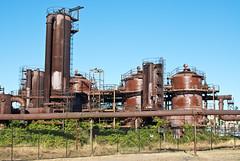 Abandoned Gasworks mill (Anilkumar Y) Tags: kerrypark gasworkspark wallacefalls lakewallace