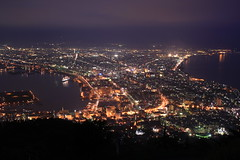 Night view of Hakodate / 函館の夜景 (1)