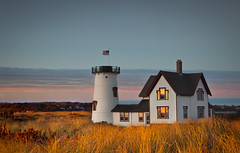 _MG_0356-Edit-2.jpg (betty wiley) Tags: sunset lighthouse capecod massachusetts chatham terrence stageharbor