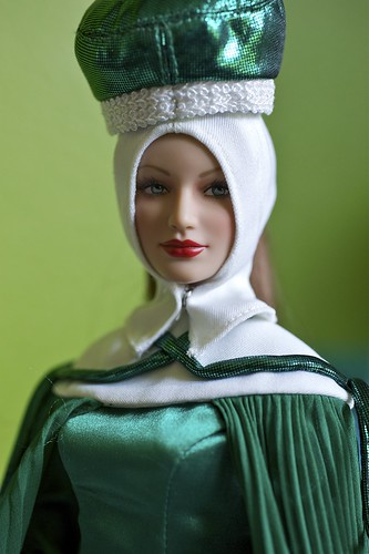 Lady Emerald by alington