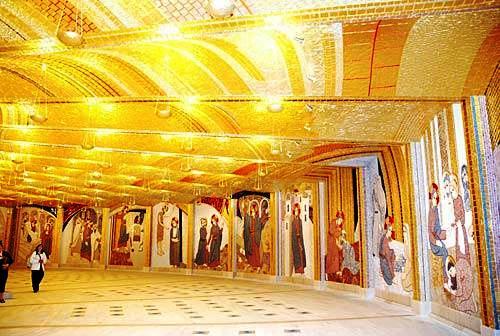 Vitral de la Basílica