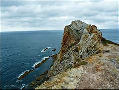 Cu Pees (JaviMenen) Tags: mar cabo asturias peas acantilado pees