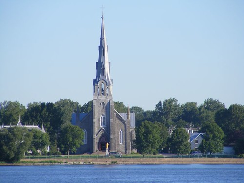 Lakeside village church
