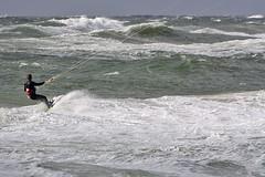 Kiteboarder Sylt (bcmng) Tags: kite storm sports sport germany waves wave kiteboarding kitesurfing kiteboard watersports sylt kitesurf welle wellen sturm westerland brandung nordfriesland actionsport hohewellen hughwaves