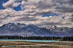Dramatic (nephronerd) Tags: newzealand summer mountain pine ranges otago wanaka