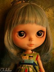 Blythe : Geo the Traveling Princess