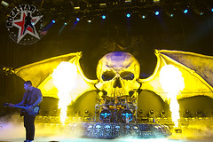 RockStar UPROAR Festival - Avenged Sevenfold- DTE Energy Music Theater - Clarkston, MI - Sept 9th 2011