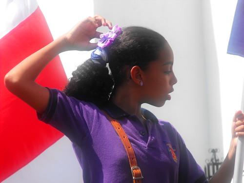 Desfile patrio