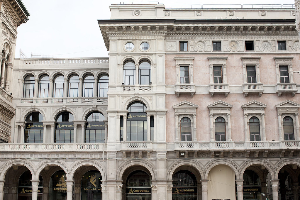 milano, milan, italy, galeria vittorio emanuelle