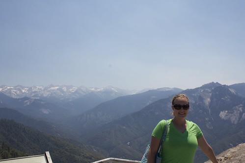 Top of Moro Rock