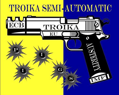 TROIKA SEMI AUTOMATIC by Colonel Flick