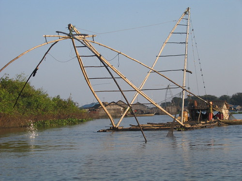 Small-scale fisheries, Cambodia, photo by Jamie Oliver, 2008