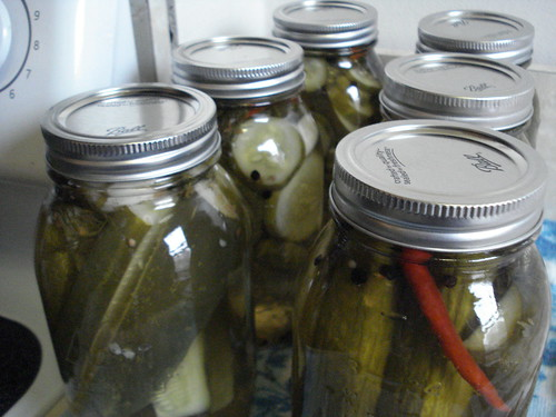 PicklesInJars