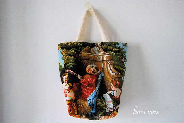 Shakespeare-ish bag