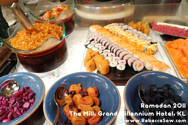 Ramadan buffet - The Mill, Grand Millennium Hotel-35