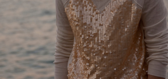 dashdotdotty, dash dot dotty, style, fashion, blog, oh yes, waterfront, outfit j.crew, casual sequins, minnie pants, sandals