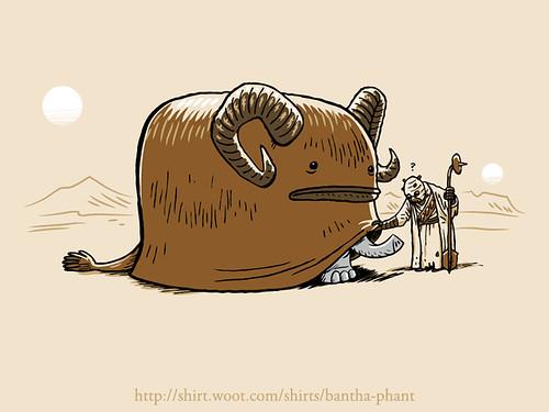 Bantha-Phant by Ape Lad