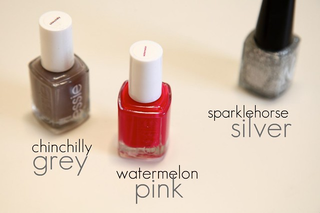 A Girl Obsessed:  Nail Polish Giveaway!