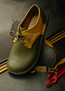 Olive Green and Mustard Italian leather shoes, fully lined in Khaki Italian leather (Alan James Raddon) Tags: uk alan wales shoe james shoes hand handmade sandals made maker measure hande shoemaker raddon shandals wideshoes bespokeshoes wideshoesforwomen alanjamesraddon widefittingshoes extrawideshoes verywideshoes broadshoesuk broadshoes verybroadshoes broadfittingshoesuk widefittingshoesuk