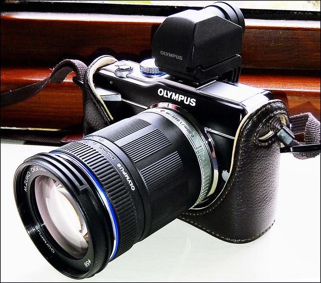 Olympus E-PL1 14-150mm zoom