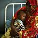 Victims of Famine Seek Treatment at Mogadishu Hospital