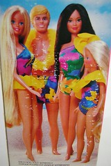 TROPICAL MIKO 1985 (Rod_Dolls) Tags: les doll head barbie era tropical miko mold oriental foreign superstar 1985 sous tropiques