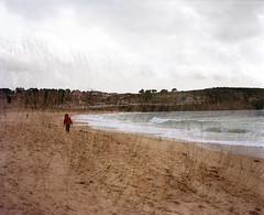 Playa Doble exposicion 3 (mikiiglesias) Tags: mamiya 50mm playa pontevedra doble exposición sekor mamiyauniversal migueliglesias mikiiglesias
