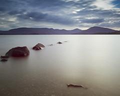 Millarochy 4243 (Martyn Campbell Photography) Tags: sky water still rocks long exposure calm loch lomond tranquil mountaind millarochy lomong