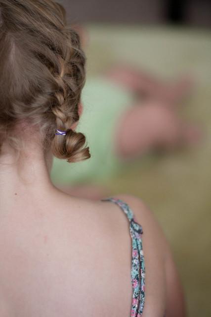 curl.