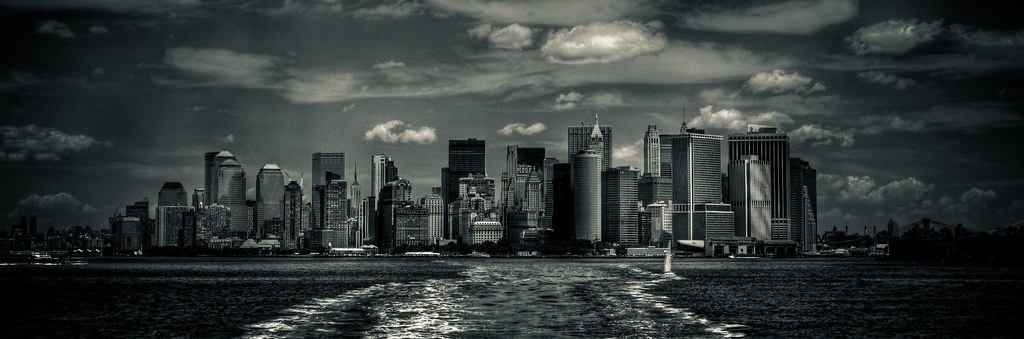 0237 - USA, New York, Manhattan HDR [FE]