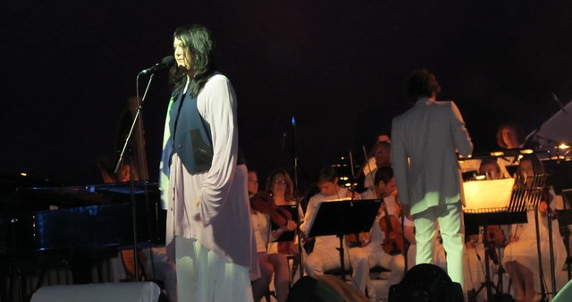Antony And The Johnsons backed by The Heritage Orchestra, Wilderness Festival, 14 August 2011