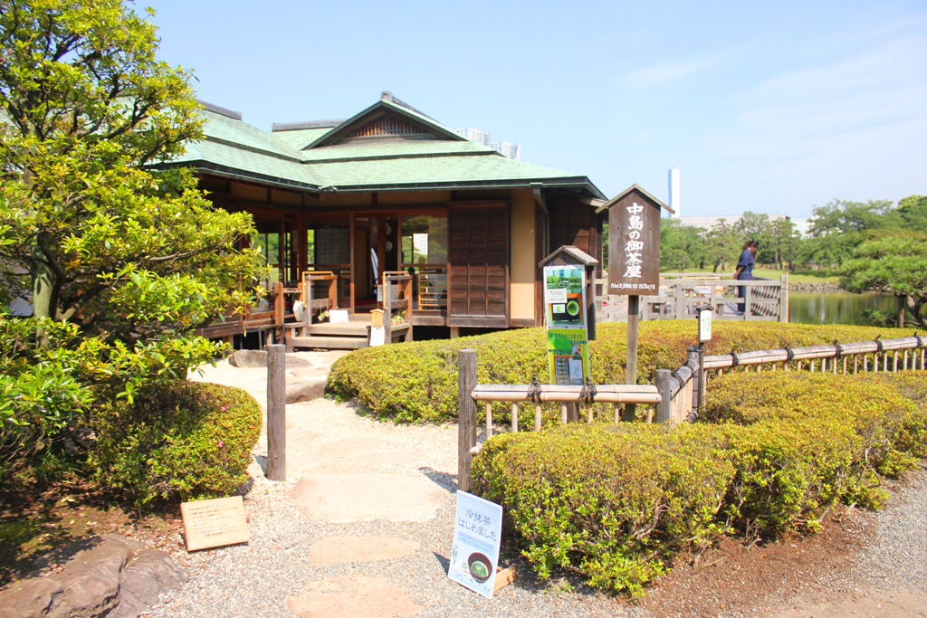 A walking guide of Hamamatsucho  (21)