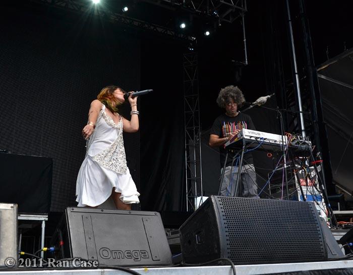 Afrobeta @ Identity Festival, Burgettstown PA @2011 Ran Case
