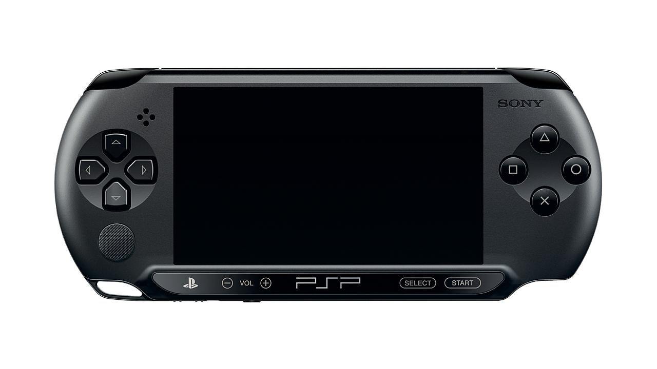 PSP-E1000 - PlayStation Forum