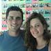 <b>Aiken & Iona</b><br />8/12/2011  Hometown: York  Trip: From Denver to Missoula