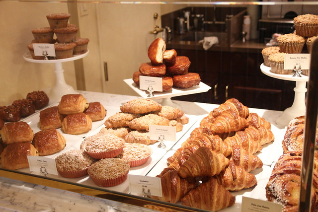 Bouchon Bakery pastry case by Caroline on Crack