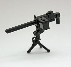 M1919 (LegoMatic9) Tags: lego tripod wwii browning brickarms m1919
