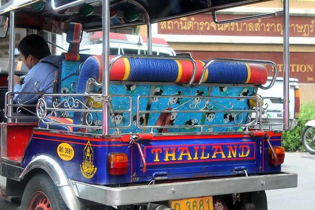 Tuk-Tuk in Bangkok