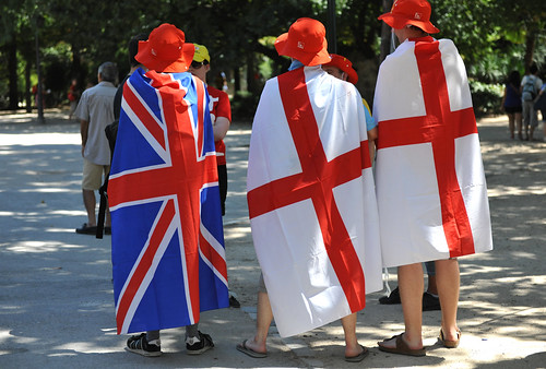 UK pilgrims incognito by Catholic Church (England and Wales)