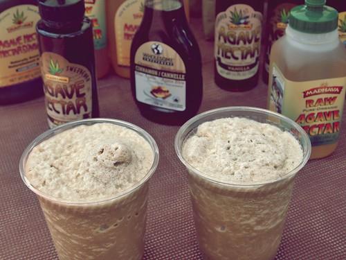 iced coffee = YUM!