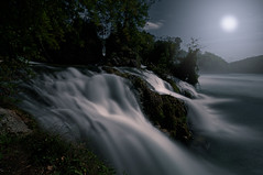 Mystic Moonwaterfall (gambajo) Tags: