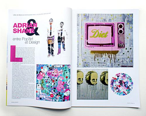 REZO magazine